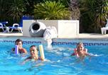 Camping avec Piscine Agde - Camping Le Rochelongue-3