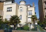 Location vacances Dinard - Apartment Le Beauvoir Rose-3