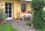 Location vacances Sangerhausen - Small Holiday home in Dankerode Germany with Private Terrace-1