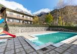 Location vacances Ledro - Apartment with balcony overlooking the lake, pool, wifi, in the Val di Ledro-1