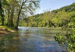 Location vacances Luray - Steel Driver River Cabin-4
