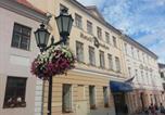 Hôtel Tartu - Draakon Hotel-4