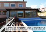 Location vacances Montbrió del Camp - Villa 130m2, Piscine privée, cadre Exceptionnel-1