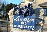 Hôtel Quettehou - La maison des musiciens-2