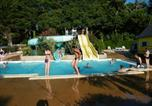 Camping avec Piscine Billiers - Camping Les Pins-3