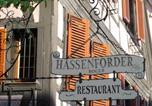 Hôtel Kaysersberg - Hotel Restaurant Hassenforder-2