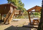 Camping avec Piscine couverte / chauffée Soustons - Camping Landes Azur-3