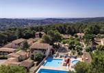 Villages vacances La Motte - Belambra Clubs La Colle-sur-Loup - Residence Les Terrasses De Saint-Paul De Vence-4