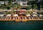 Hôtel Gündoğan - Galen Beach House-1