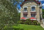 Hôtel Le Croisic - Hôtel Villa Cap D'ail