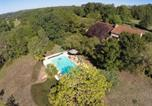 Location vacances  Lot - Quaint Holiday Home in Thedirac with Swimming Pool-4
