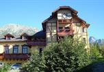 Location vacances Vysoké Tatry - Pension Villa Kunerad-1