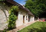 Location vacances Centre - Holiday home Le Vaugarnier-2
