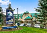 Hôtel Banff - Pocaterra Inn & Waterslide-2