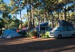 Camping avec Piscine couverte / chauffée Naujac-sur-Mer - Campéole Médoc Plage-2