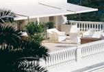 Hôtel 4 étoiles Eze - Hotel Cap Estel-1