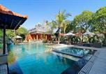 Hôtel Kuta - Adi Dharma Cottages-1
