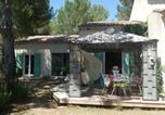 Hôtel Grans - L'Oliveraie En Provence-3