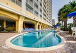 Location vacances Myrtle Beach - Oceanfront Ph #4 at Camelot-1