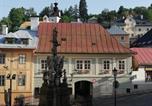 Location vacances Vyhne - Farebné ubytovanie centrum - Radničné námestie (nad bývalým café Archanjel)-1