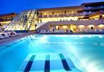 Hôtel Poreč - Hotel Molindrio Plava Laguna-4