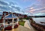 Hôtel Torquay - Best Western Livermead Cliff Hotel-1