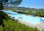 Location vacances Montaione - Comfortable Holiday Home with garden in Tuscany, Italy-4