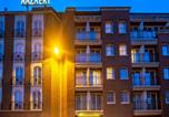 Hôtel 4 étoiles Ostende - Hotel Aazaert by Wp Hotels-1