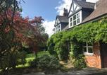 Location vacances Knutsford - Rylands Farm Guest House-1