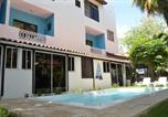 Hôtel Boca Chica - Aparta Hotel Azzurra-4