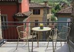 Location vacances Montecalvo Versiggia - Varzi sotto i portici-1
