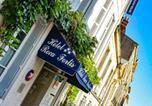 Hôtel Beurlay - Hotel The Originals Rochefort Roca-Fortis (ex Inter-Hôtel)-1