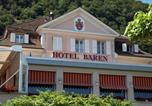 Hôtel Douanne - Hotel Baeren Twann-3