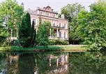 Hôtel Morbecque - Le Château de Philiomel-1