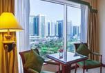Hôtel Abou Dabi - Corniche Hotel Abu Dhabi-4