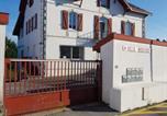 Location vacances Bord de mer de Bidart - Villa Martha-2