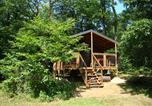 Camping avec Site nature Saint-Pierre-Lafeuille - Camping Ecoresponsable Le Rêve-3