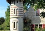 Hôtel Vernantes - Maison d'Hôtes La Chouanniere-1
