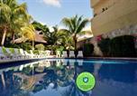 Hôtel Cancún - Hotel Caribe Internacional Cancun-1
