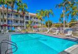 Hôtel Oceanside - Motel 6-Oceanside, Ca-1