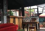 Hôtel Mexique - 13 Cielos Hostel-4