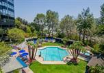 Hôtel Burbank - Hilton Los Angeles-Universal City-3