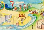 Camping avec Hébergements insolites Gard - Camping Isis en Cévennes-4
