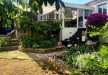 Location vacances Le Cannet - Cannes Villa de charme piscine privée / jardin-3