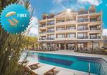 Hôtel Balchik - Sunny Castle Hotel - All Inclusive-1
