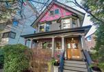 Location vacances Vancouver - West End Guest House-1