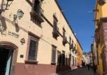 Hôtel San Miguel de Allende - Hotel La Morada-4