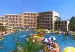 Hôtel Balchik - Vita Park Hotel - Aqua Park & All Inclusive-1