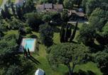 Hôtel Loubens-Lauragais - Villa Toscane - Atelier d'Artistes et B&B à 15mn de la rocade de Toulouse-1