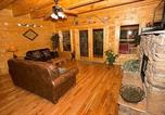 Location vacances Pigeon Forge - Creekside Lodge by Majestic Mountain Vacations-3